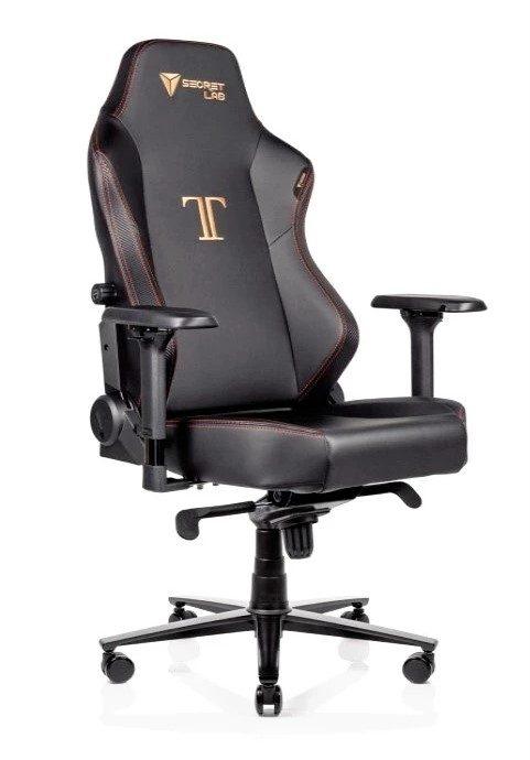 Secretlab Titan gaming stol för onlinespel hemma