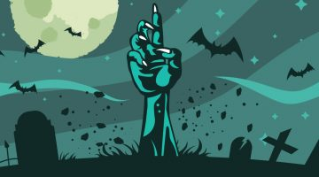 Topp 5 Zombie-tema Slots [riktiga pengar] alla ska försöka