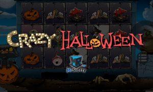 Logo of Crazy Halloween spelautomat med riktiga pengar
