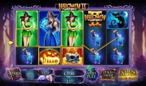Halloween Fortune slot med vackra häxor