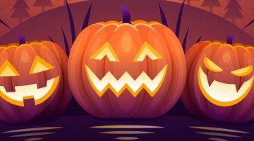 TOPP 6 Halloween slots som kommer att skrämma dig