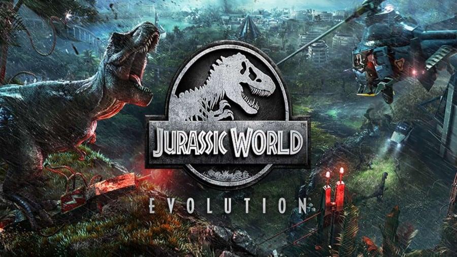 Logo av Jurassic Park spelautomat med stora bonusar