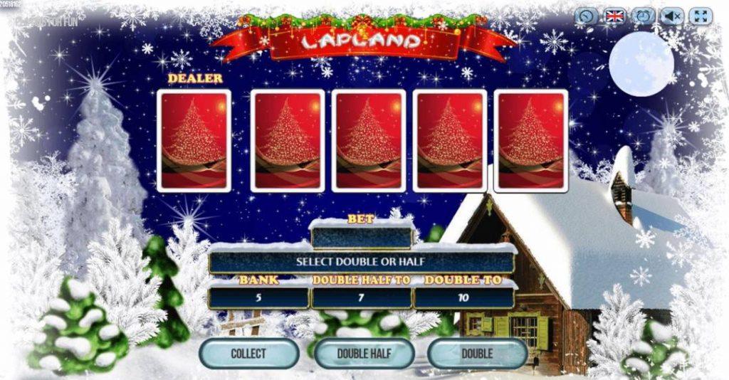 Spelet av Lappland online slot spel