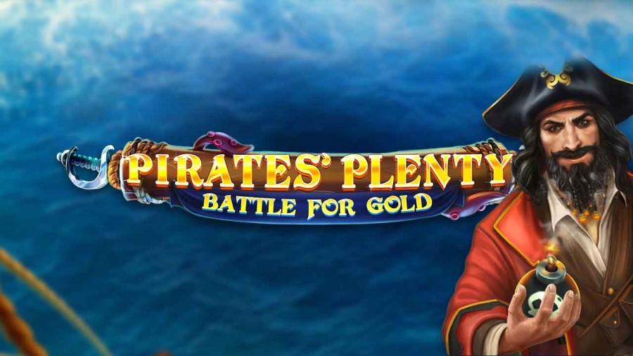 Pirates Plenty Battle for Gold online slot för stora vinster