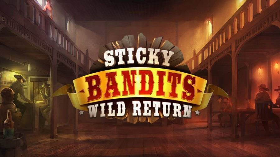 Sticky Bandits Wild Return spelautomat med bonus