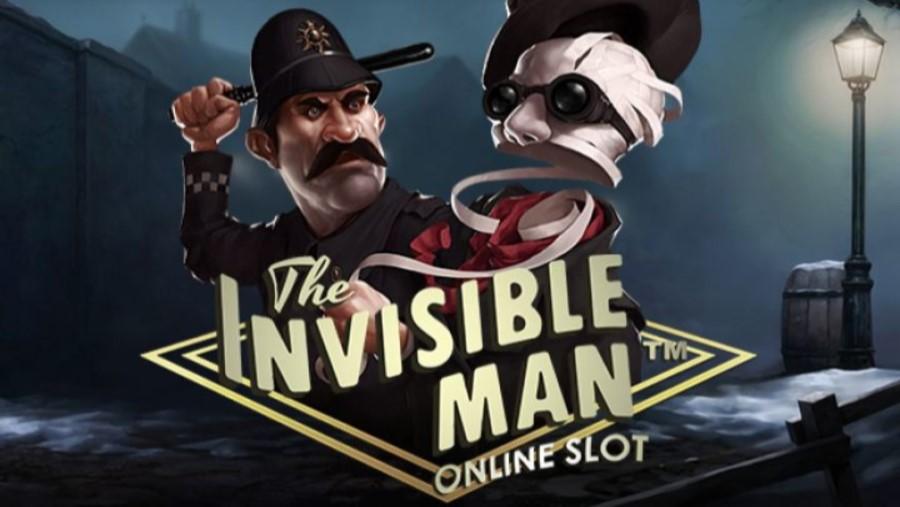 The Invisible Man online slot spel med bonusar