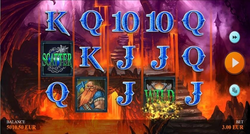 Dragon Hunter Online Slot Spel